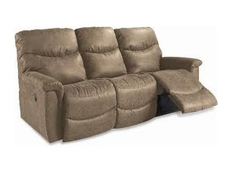 James Power La-Z-Time® Full Reclining Sofa