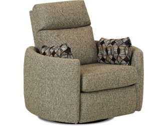 Cosmo Reclining Swivel Chair