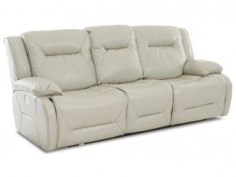 Dansby Reclining Sofa w/ Power Headrest