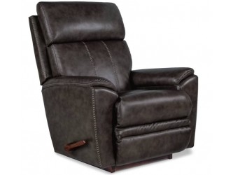 Talladega Leather Reclina-Rocker® Recliner