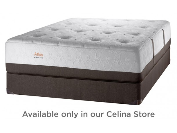 Atlas 4400 Mattress by White Dove